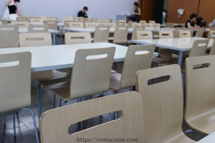 日本科学未来館(Miraikan)会議室を開放して子供連れのファミリーがくつろげる場所を提供