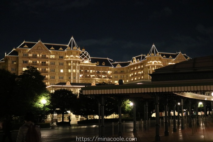 あこがれのディズニーランドホテル