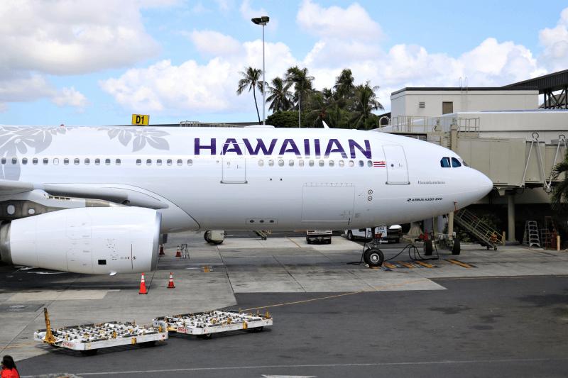 ハワイ旅行 この記事で想定しているESTA申請者