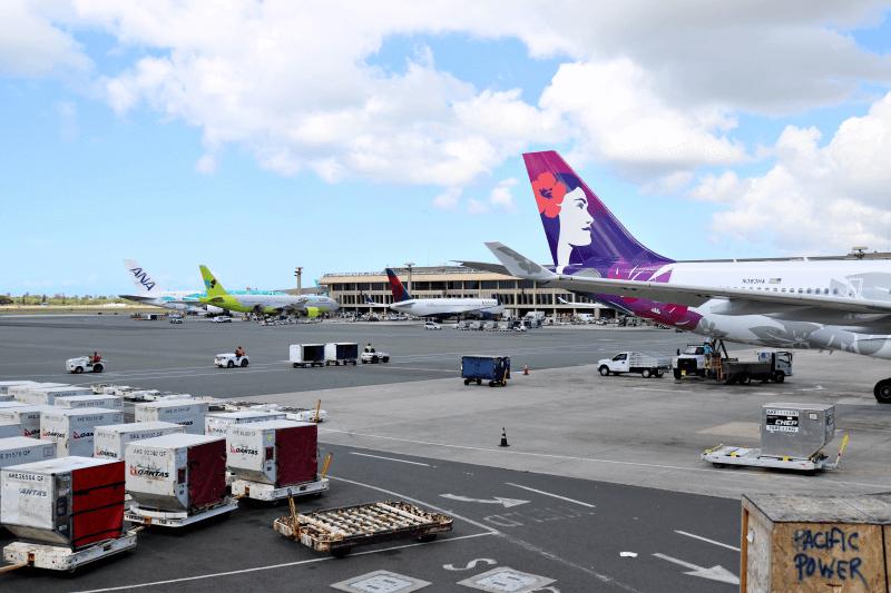 ハワイ旅行 ESTA申請の流れ