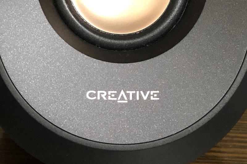 Creative Pebble V3(クリエイティブ ペブル ブイ3)PCスピーカー